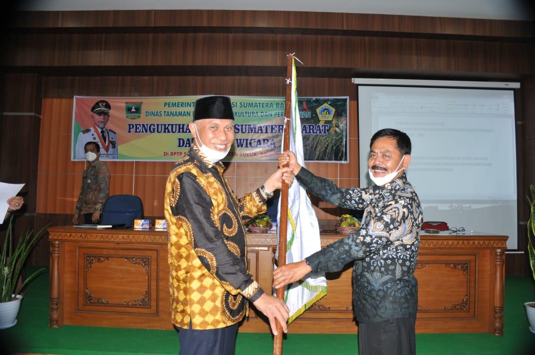 Pengukuhan KTNA Provinsi Sumatera Barat2